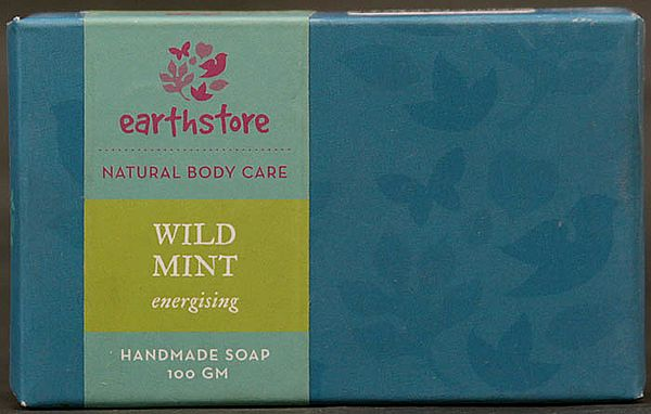 Wild Mint - Energising Soap (Natural Body Care)