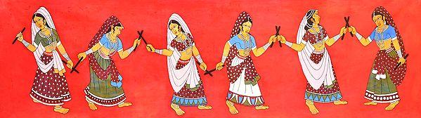 Dandia Raas - Folk Dance of Gujarat