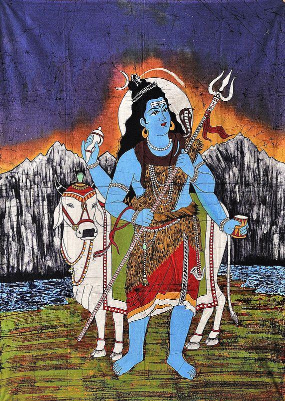 Nandikeshvara Shiva