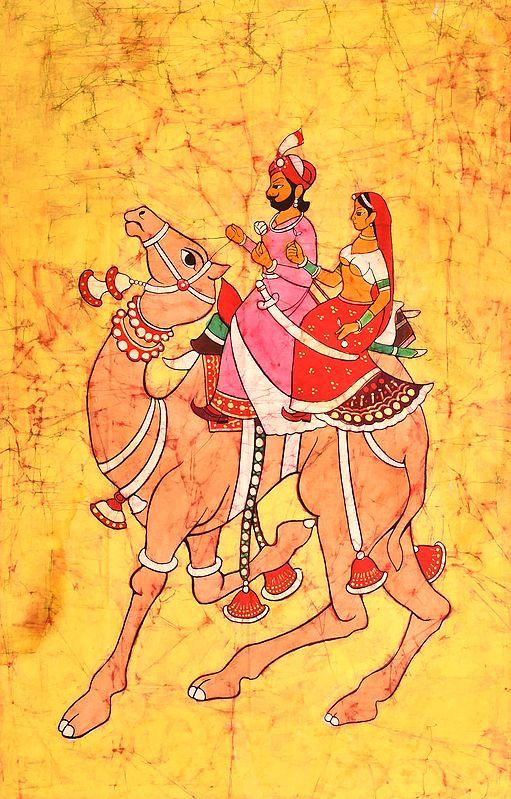 Dhola and Maaru