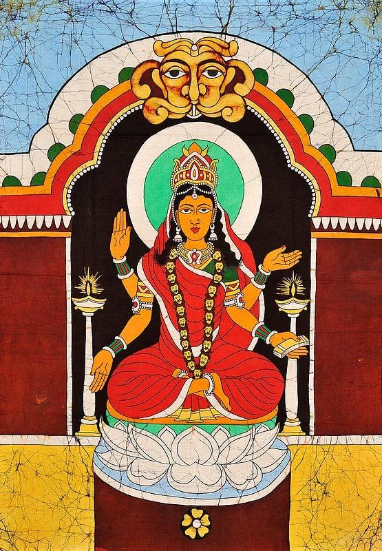 The Ten Mahavidyas : Bhairavi - The Fierce One