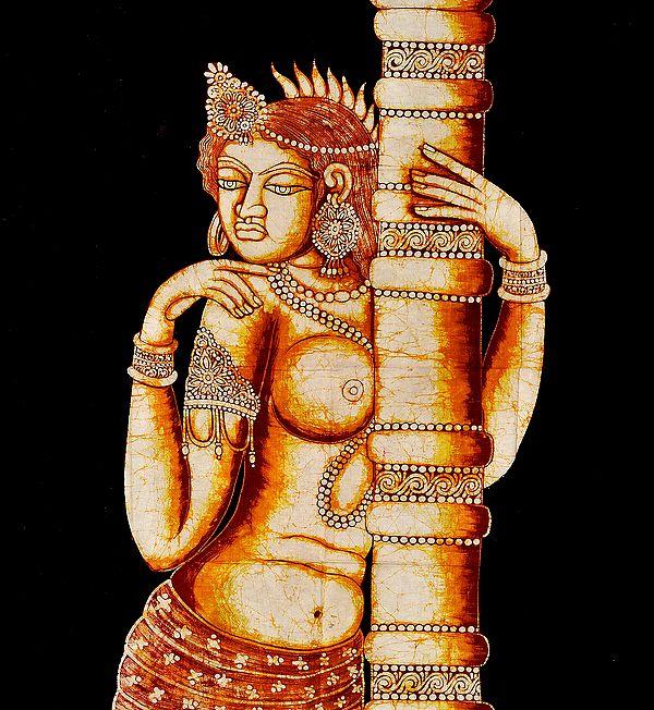 Lady from Ajanta