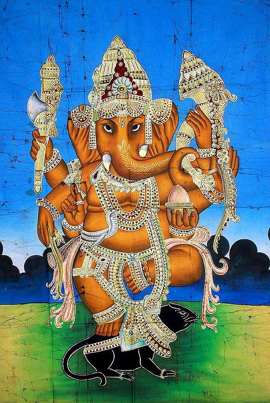 Splenderous Ganesha