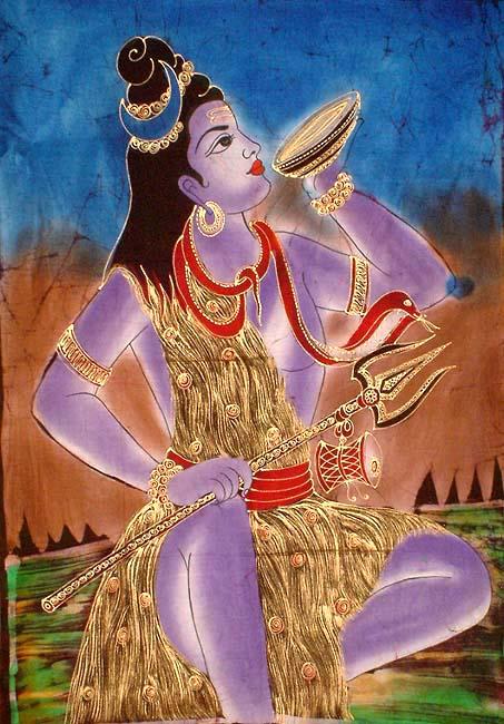 Nilkantha Shiva
