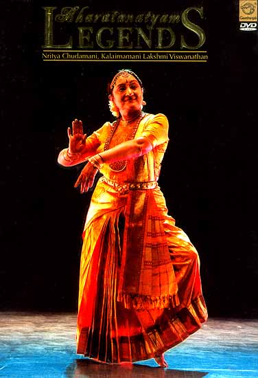 Bharatanatyam Legends (DVD Video)