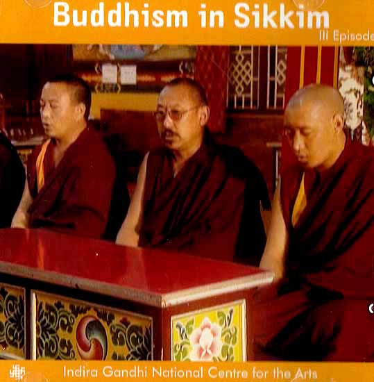 Buddhism in Sikkim (DVD)