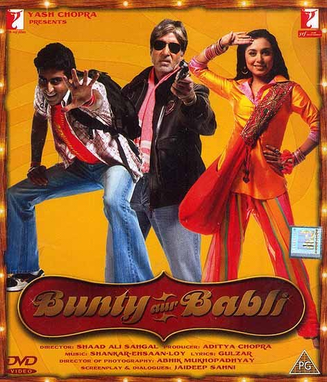 Bunty and Babli: A Comedy Film about a Scheming Small-Towner Duo (DVD with Optional Subtitles in English/French/Dutch/Arabic)