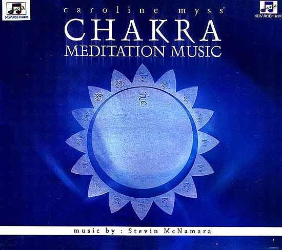 Chakra Meditation Music: Caroline Myss (Audio CD)