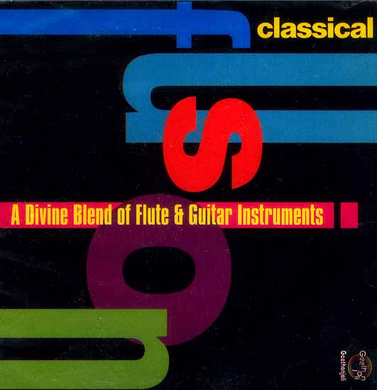 Classical Fusion (A Divine Blend of String & Wind Instruments ~ Classical) (Audio CD)