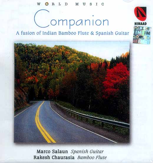 Companion (A Fusion of Indian Bamboo Flute & Spanish Guitar) (Audio CD)