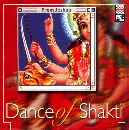 Dance of Shakti (Audio CD)