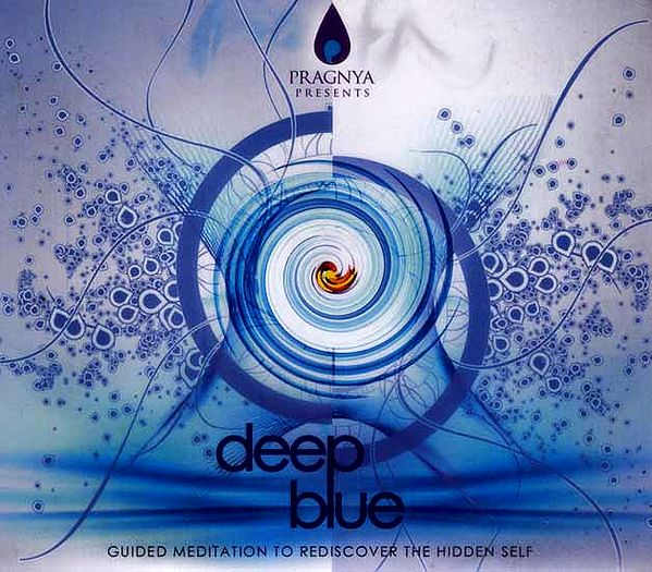Deep Blue (Guided Meditation To Rediscover The Hidden Self) (Audio CD)