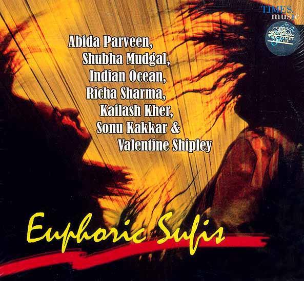 Euphoric Sufis (Audio CD)