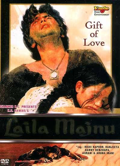 Laila Majnu (Hindi Film DVD with English Subtitles)