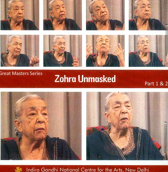 Great Master Series Zohra Unmasked (Part 1 & 2) (DVD)