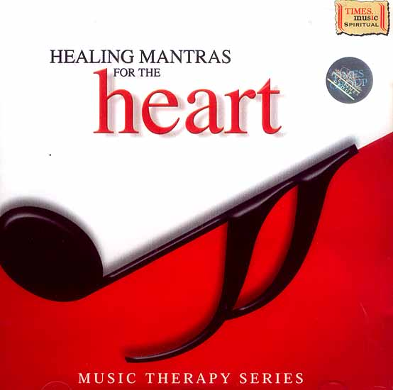 Healing Mantras for the Heart (Music Therapy Series) (Audio CD)