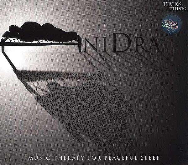 Nidra: Music Therapy for Peaceful Sleep (Audio CD)