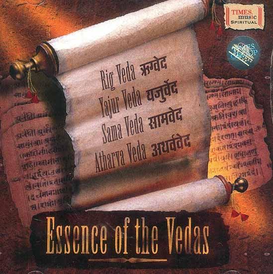 Essence of the Vedas (Audio CD)