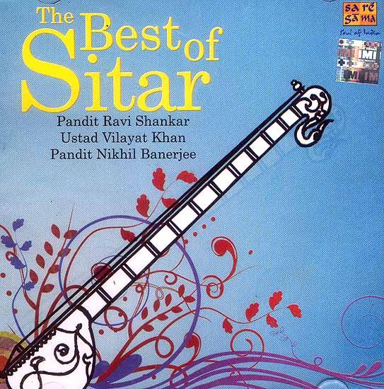The Best of Sitar (Audio CD)