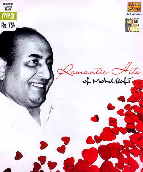 Romantic Hits of Mohd. Rafi (MP3 CD)