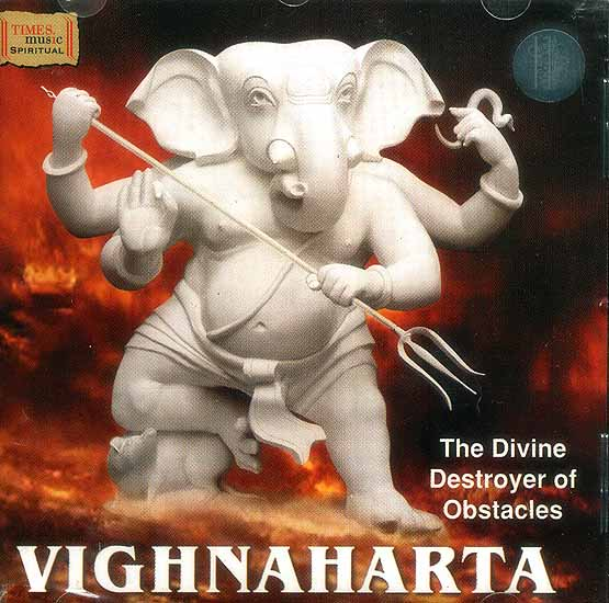 Vighnaharta (The Divine Destroyer of Obstacles) (Audio CD)