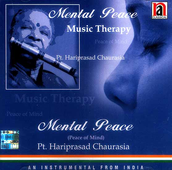 Mental Peace Music Therapy (Peace of Mind) (Audio CD)