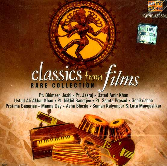 Classics from Films Rare Collection  (Audio CD)