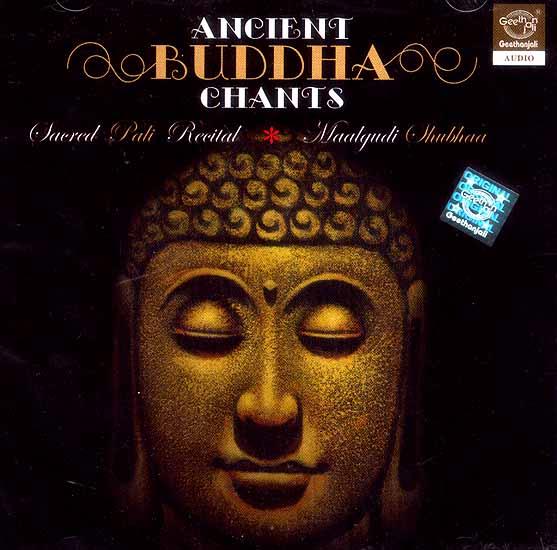 Ancient Buddha Chants (Audio CD)