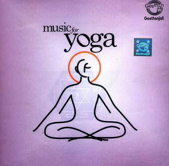 Music For Yoga (Audio CD)