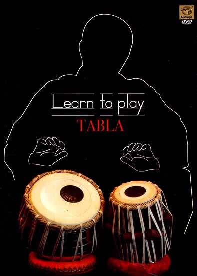 Learn To Play Tabla (DVD Video)