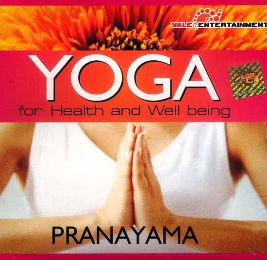 Yoga (For Health And Well Being) Pranayama (Audio CD)