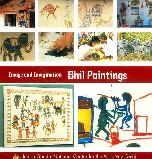 Image and Imagination Bhil Paintings (DVD)