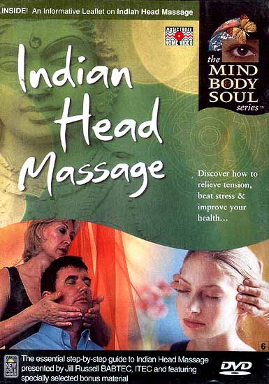 Indian Head Massage (The Mind Body Soul Series) (DVD Video)