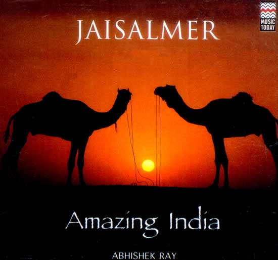 Jaisalmer Amazing India (Audio CD)