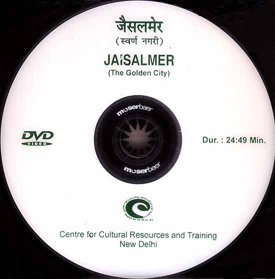 Jaisalmer (The Golden City) (DVD Video)