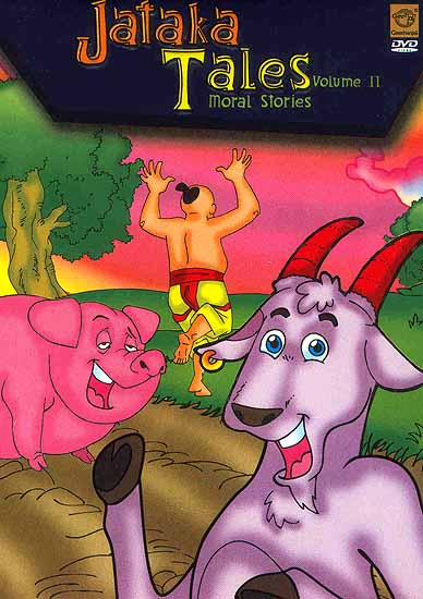 Jataka Tales Moral Stories (Vol. II DVD Video)