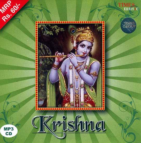 Krishna (MP3 CD): Over 3 Hours of Devotional Music