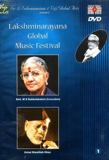 Lakshminarayana Global Music Festival (DVD Video)