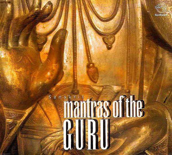 Mantras of the Guru (Audio CD)