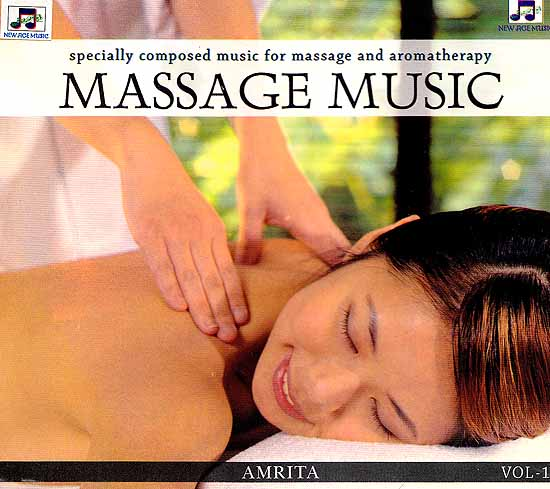 Massage Music Amrita: Specially Composed Music for Massage and Aromatherapy (Audio CD): Vol. 1