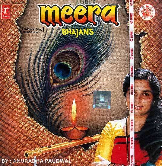Meera (Bhajans) (Audio CD)