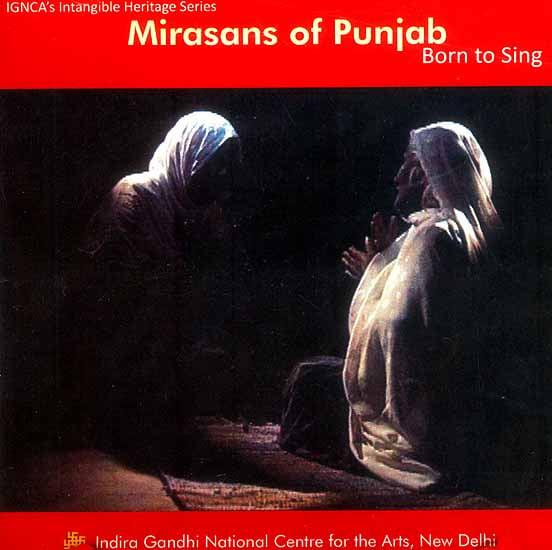 Mirasans of Punjab (Born To Sing) (DVD Video)