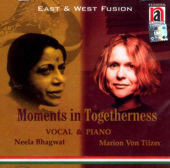 Moments in Togetherness Vocal & Piano (East & West Fusion) (Audio CD)