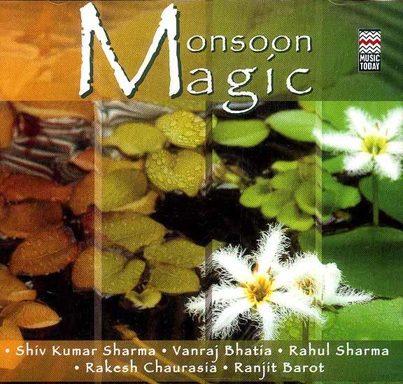 Monsoon Magic (Audio CD)