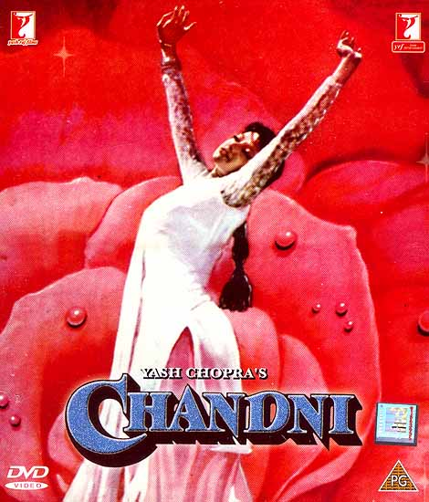 Chandni: The Story of How Love Takes the Life of Three People and Weaves Them Together, A Lyrical, Throbbing Love Story - DVD with English Subtitles