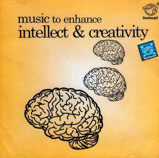 Music to Enhance Intellect & Creativity (Audio CD)