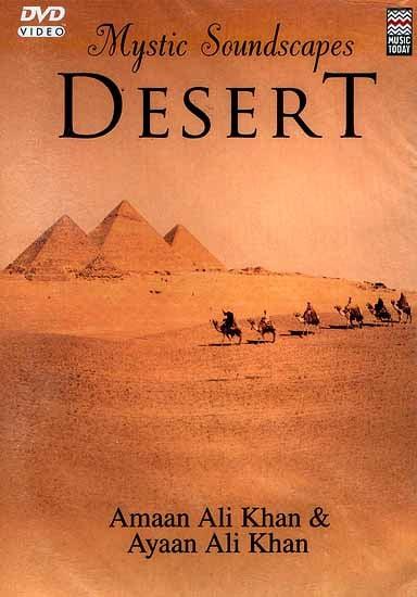 Mystic Soundscapes Desert (DVD Video)