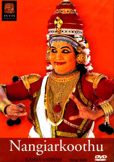Nangiarkoothu (Kamsa Vadham) (Margi Sethi) (DVD Video)
