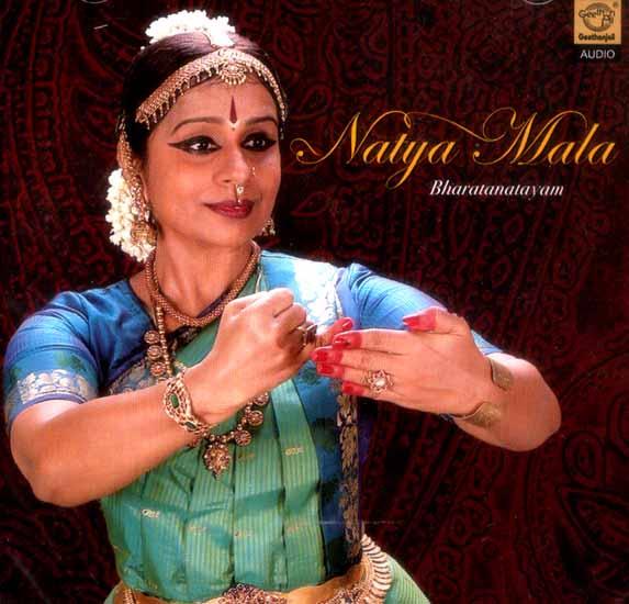 Natya Mala…Bharatanatayam (Audio CD)