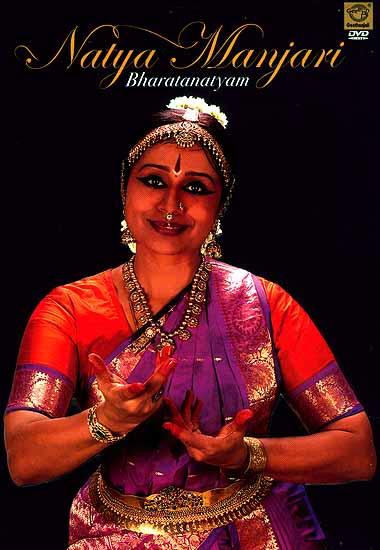 Natya Manjari: Bharatanatyam (DVD Video)